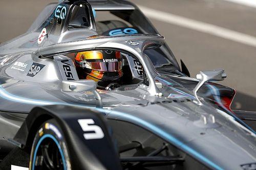 Вандорн выиграл квалификацию Формулы Е в Риме