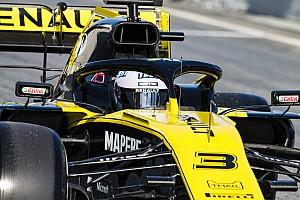 Ricciardo : Le
