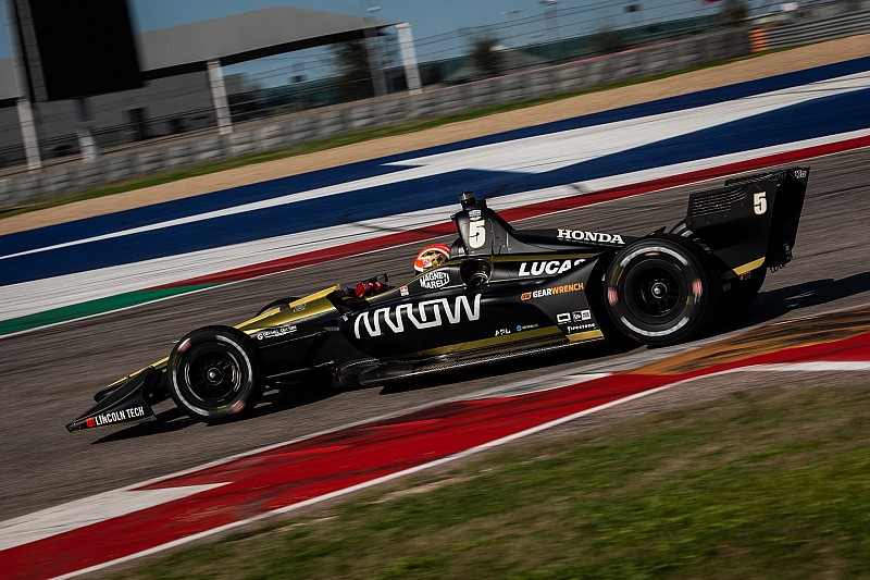 """Schmidt: """"I've never been so excited ahead of an IndyCar season"""""""
