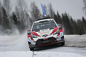 WRC Swedia: Menang, Tanak pimpin klasemen