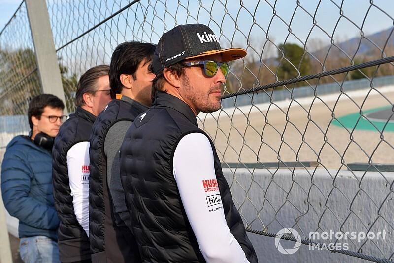 Alonso bakal ikut uji mobil F1 McLaren