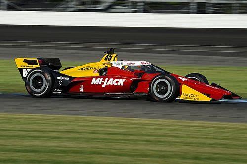 Лундгор окончательно перешел в IndyCar