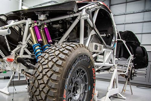 Le nouveau BRX Hunter de Loeb a roulé
