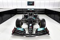 Mercedes Tidak Mengalami Masalah pada Mesinnya