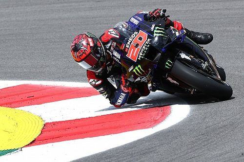 Hasil Kualifikasi MotoGP Portugal: Quartararo Pole, Marquez Grid Keenam