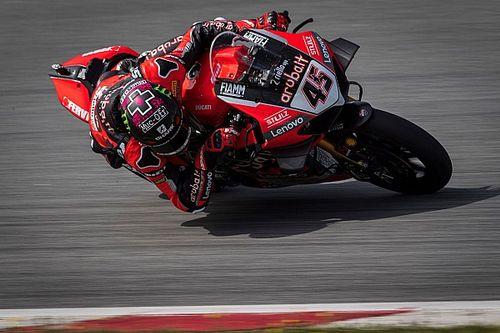 SBK, Test Aragon, Day 2: Redding nella doppietta Ducati