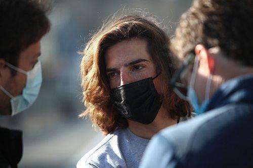 Merhi zastąpił Fittipaldiego