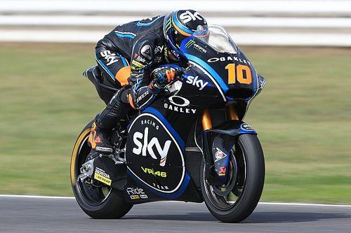 El equipo de Rossi confirma sus pilotos para 2019