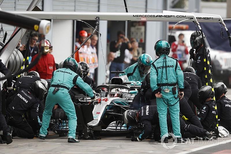 Mercedes denies