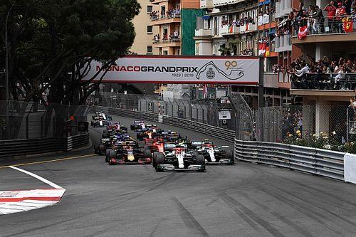 F1-kalender verder in de knel? 'Monaco, Baku, Montreal geschrapt'