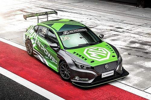 La MG6 della XPower Racing debutta a Zhejiang in TCR Asia-China