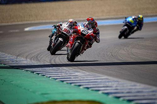 """Bagnaia: """"Lo importante es ser la Ducati más rápida; después veremos qué pasa"""""""