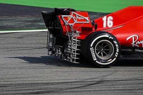 GALERÍA TÉCNICA: Las mejores fotos técnicas GP de España F1