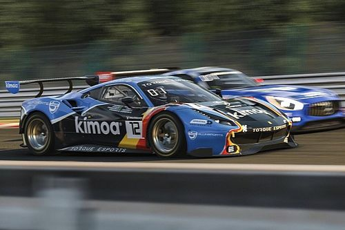 Alonso gana su división de las 24h de Spa virtuales; MSi eSports, segundo en la general