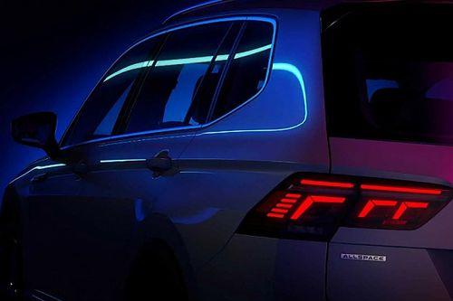 Jövő héten jön a frissített Volkswagen Tiguan Allspace, itt egy kis kedvcsináló