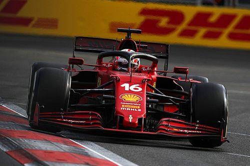 Új szponzor tűnik fel a Ferrarin az Forma-1-es francia hétvégén
