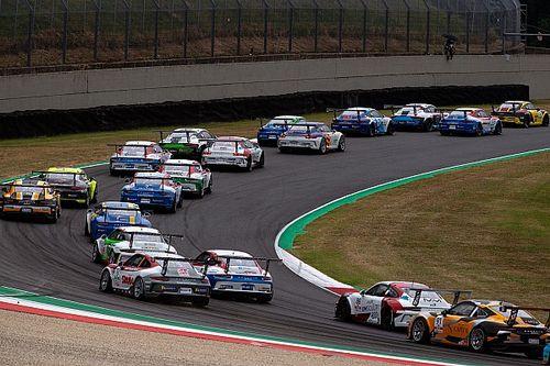 La Carrera Cup Italia dice 33 a Imola, orari e tv del weekend