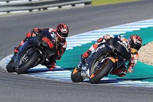 Tidak ada alasan Lorenzo kalah dari Marquez