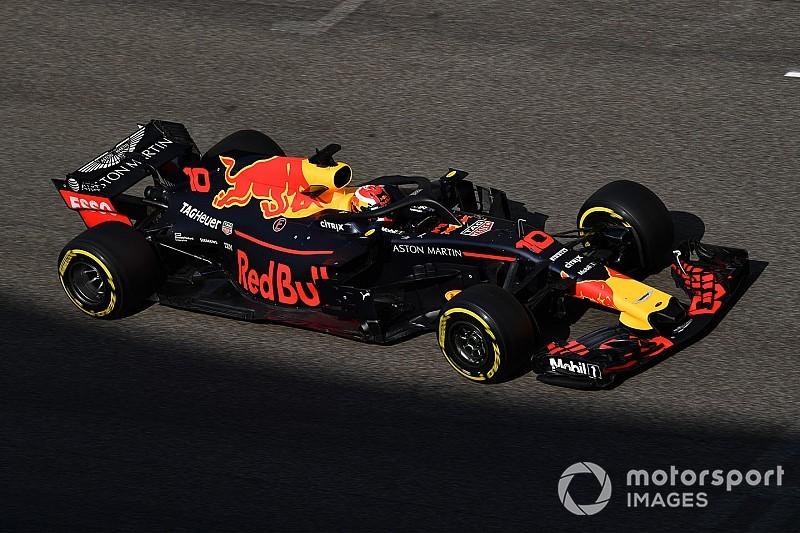 Red Bull anuncia data de apresentação de novo carro