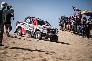 Dakar, Toyota si gode il successo: