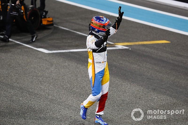 Vídeo: la graciosa entrevista a Alonso de su peculiar compañero en Daytona