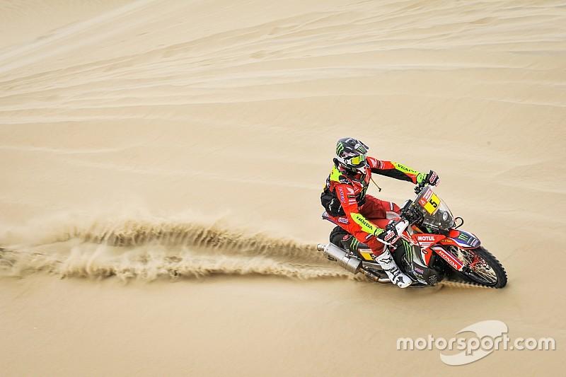 Dakar Stage 1: Barreda kuasai kelas motor