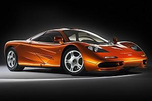 迈凯轮F1超跑复活 定位高性能GT