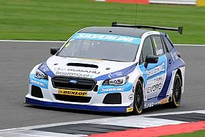 BTCC Breaking news Turkington parts ways with Subaru BTCC squad