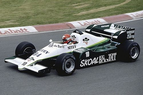 Gallery: Drivers from New Zealand in Formula 1