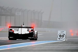 WEC Breaking news Fuji WEC race brought to halt due to fog
