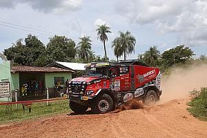 Dakar Stage report Dakar 2017, Stage 2: Van den Brink goes fastest to take trucks lead