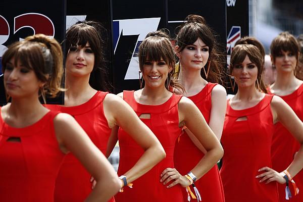 F1's grid girl ban a