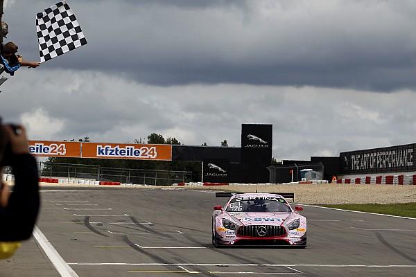 GT-Masters Nürburgring: Mercedes-Sieg mit Auer und Asch