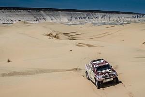 Cross-Country Rally Noticias de última hora Al Attiyah gana en Kazajistán y es el nuevo líder del Mundial de Cross Country