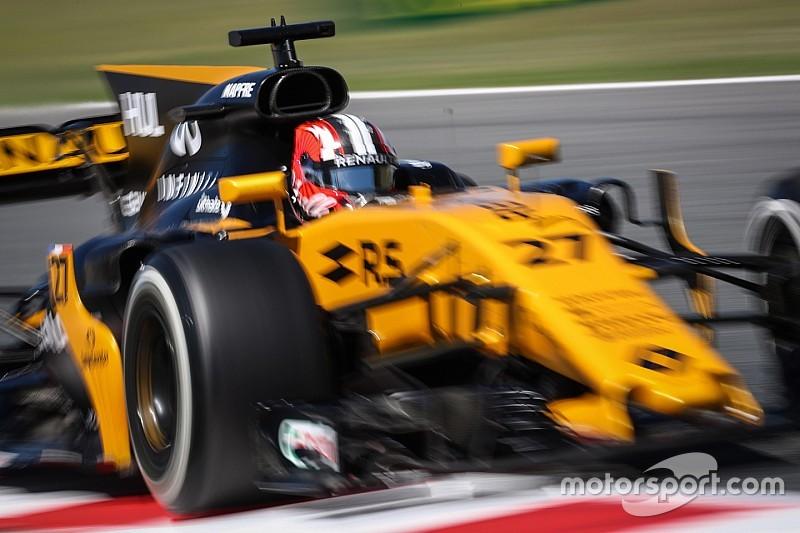 Hulkenberg espera estar en los puntos y por delante de los Williams