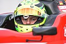 Mick Schumacher, babasının şampiyon olduğu F1 aracını sürdü