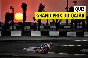 MotoGP Preview Quiz - Testez vos connaissances sur le GP du Qatar!