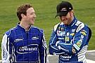 NASCAR Cup Цукерберг прокатился по овалу на машине NASCAR
