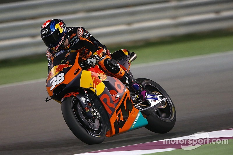 KTM needs a few tenths to fight for Qatar points