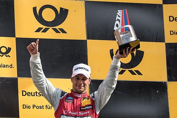 DTM Un premier podium en DTM,