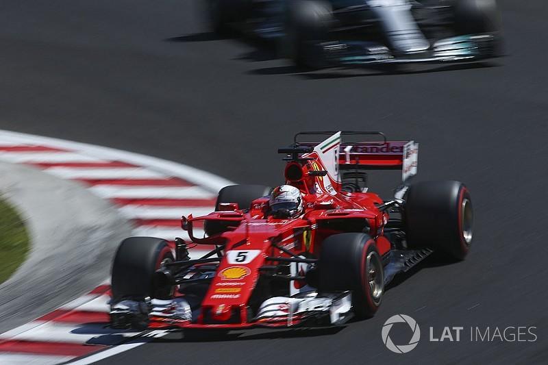 【F1】メルセデス、フェラーリの復活は「コース特性が合っているだけ」