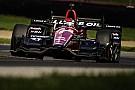 IndyCar Aleshin perd son volant chez Schmidt Peterson