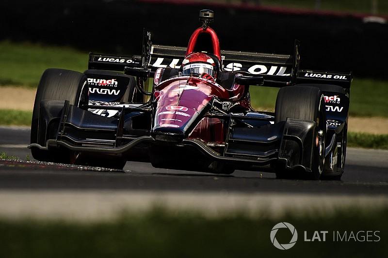 Aleshin perd son volant chez Schmidt Peterson