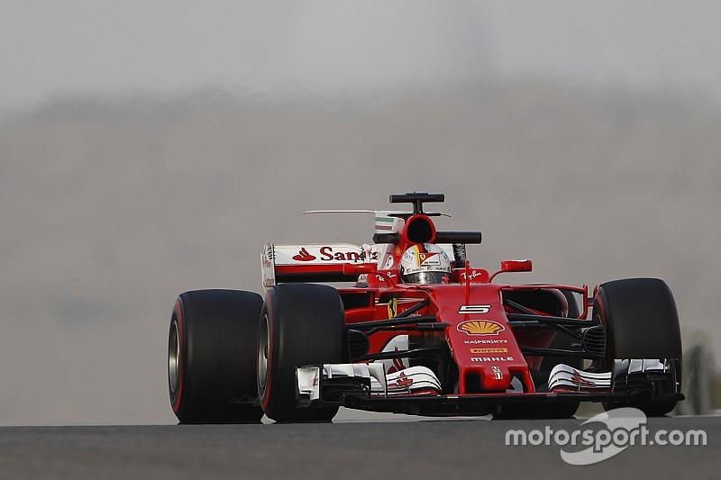 Garage power cut added to Ferrari's test troubles