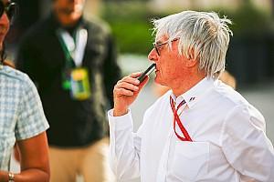Formule 1 Actualités Ecclestone, tel un
