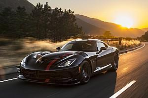 Auto Actualités Clap de fin officiel pour la Dodge Viper