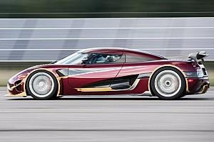 Auto Actualités Vidéo - Koenigsegg humilie Bugattiet s'offre un record!
