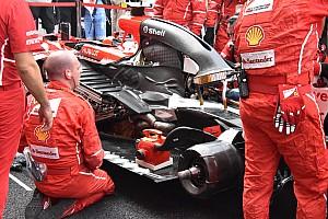 Forma-1 Elemzés Az ügyes kialakítás miatt menekülhet meg Vettel váltója