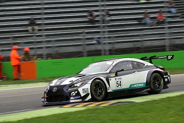 Blancpain Endurance Важливі новини Lexus проведе повний сезон у Blancpain GT у 2018-му