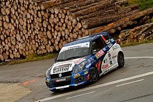 Rally Gara Suzuki Rally Cup: sulle strade di casa si impone il trentino Roberto Pellè